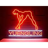 FUTURE(TM) Yuengling Live Nudes Girl Neon Sign Aluminum Composite Panel (ACP) Home Beer Bar Pub Wall Signs