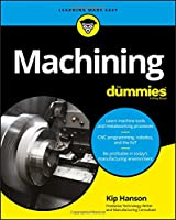 Machining For Dummies Front Cover