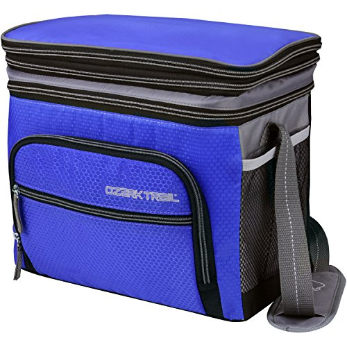 Ozark Trail 12 Can Expandable Top Soft Sided Cooler Fits