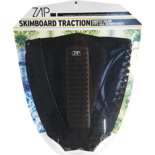 Zap DELUXE TAIL PAD BLACK by Zap