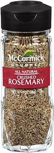 McCormick Gourmet Collection Crushed Rosemary, 1 oz