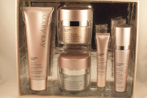 Mary Kay TimeWise Repair Volu-Firm 5-Pc. Set -retail $ 199.00 NEW PRODUCT LAUNCH