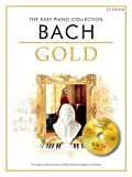 The Easy Piano Collection: Bach Gold