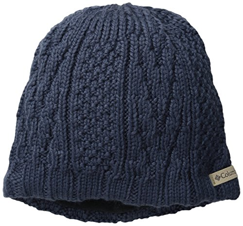 Columbia Women's Parallel Peak Beanie, Nocturnal, One Size