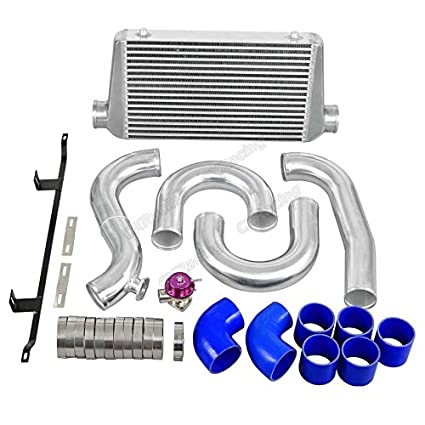 Amazon.com: Intercooler BOV Piping Kit For 08-16 Genesis Coupe 2JZGTE Single Turbo: Automotive