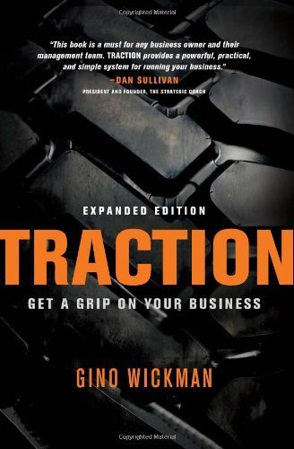 Traction by Wickman, Gino. (BenBella Books,2012) [Paperback]