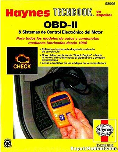 H98906 Haynes OBD-II Electronic Engine Management Systems (Electronic Engine Management Systems)