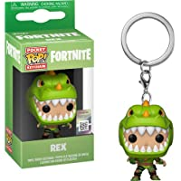 Funko POP! Keychain: Fortnite - Rex