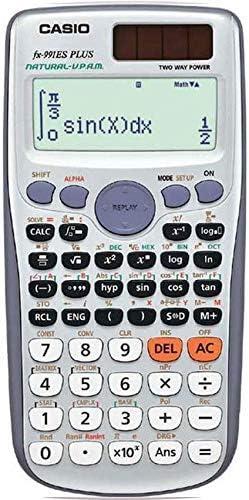 Amazon.com : (CASIO) Scientific Calculator (FX-991ESPLUS) : Office Products