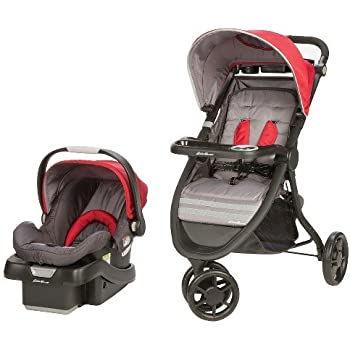 Amazon Com Eddie Bauer Alpine 3 Travel System Baby