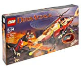 LEGO Dino Attack T-1 Typhoon vs. T-Rex