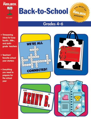 The Best of The Mailbox Back-to-School, Grades 4-6