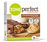ZonePerfect Nutrition Bars, Chocolate Peanut Butter, 1.76 oz, 30 Count