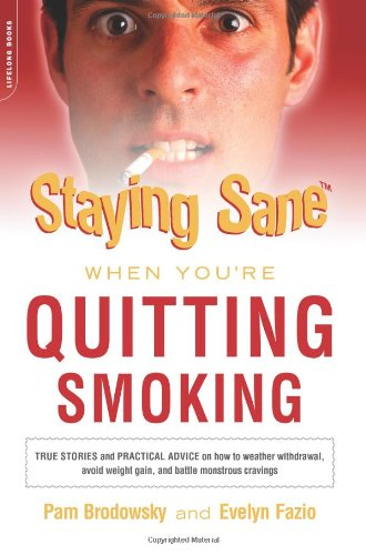 Read Online Staying Sane When You're Quitting Smoking pdf