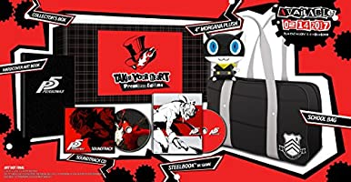 "Persona 5 - PlayStation 4 ""Take Your Heart"" Premium Edition Edition"