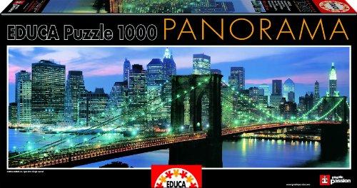 Brooklyn Bridge New York Pieces 1000