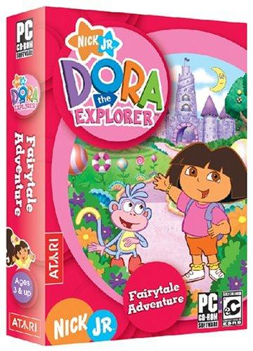 Dora the Explorer: Fairytale Adventures - PC
