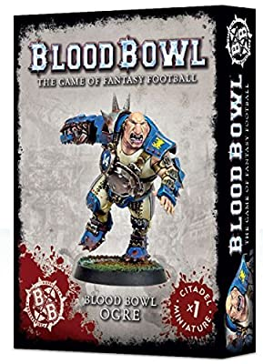 Blood Bowl the Game of Fantasy Football - Ogre by Games Workshop
