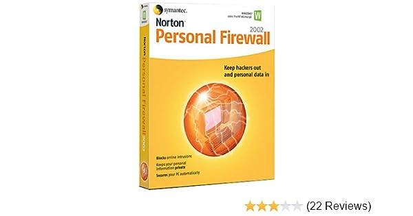 Norton Personal Firewall 2002