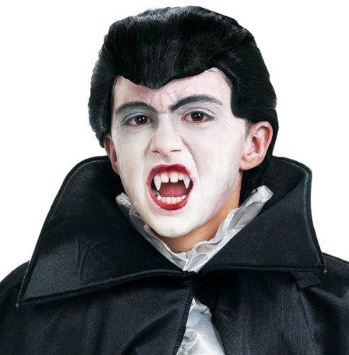 Vampire Wig Child (Boys Vampire Wig - Child Std.)