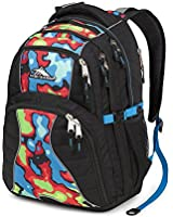 High Sierra Swerve Heat Map Backpack