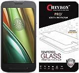 Chevron Ultimate Protection Pro+ Motorola Moto E3 Power Tempered Glass