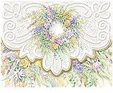 Carol Wilson Fine Arts Inc.- Wreath - Embossed