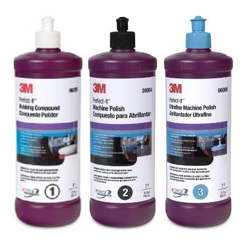 3m buffing compound - 2