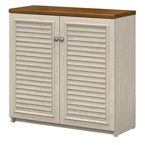louvered cabinets - 1