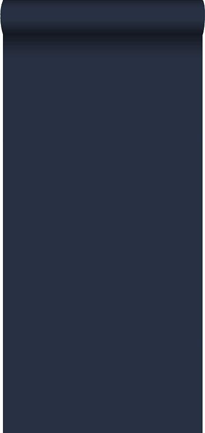Wallpaper Plain Navy Blue 115613 From Estahomenl