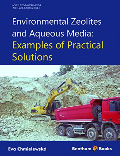 Environmental Zeolites and Aqueous Media: Examples of practical - Adsorption Media Phosphate