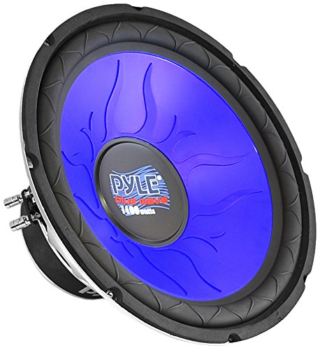 - Pyle PL1090BL 10-Inch 1,000-Watt DVC Subwoofer