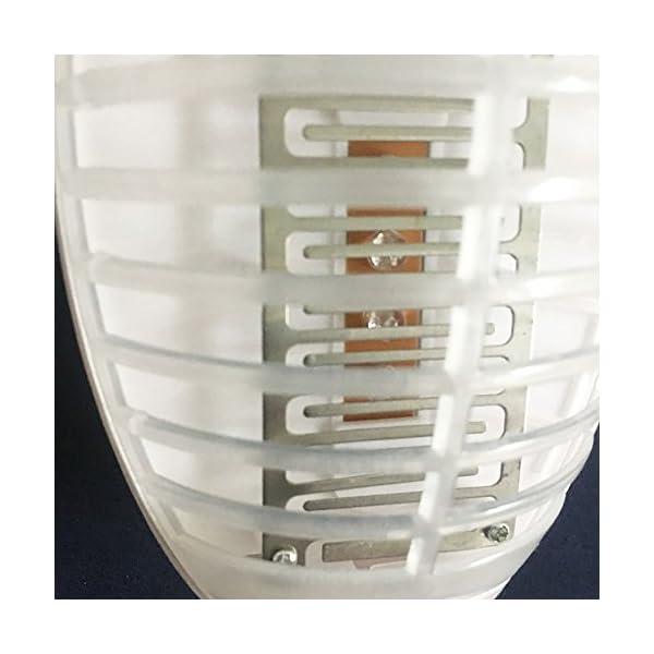 Zanzara Trappola per Interni, Mosquito Killer Light Safe USB, Plug, Basso Consumo, Ultra-Silenzioso, Repellente zanzare… 6 spesavip