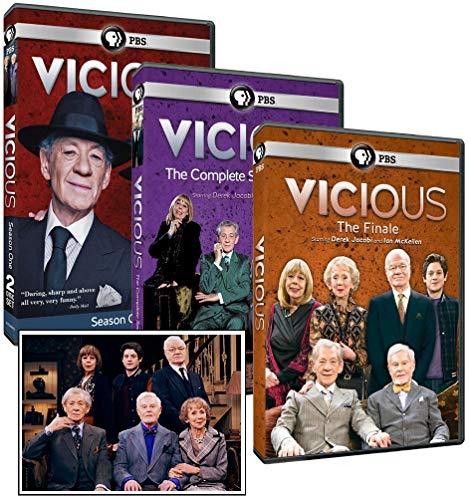 vicious dvd