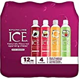 Sparkling Ice Variety Pack, 17 Ounce Bottles (Pack of 12)
