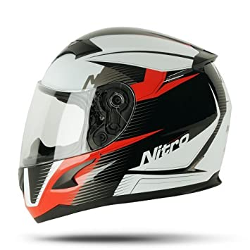 Nitro N2300 Rift Junior DVS Full Face casco de moto Motorcyle