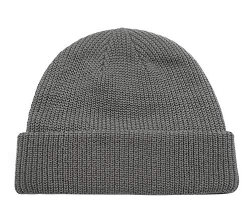 Connectyle Classic Men's Warm Winter Hats Acrylic Knit Cuff Beanie Cap Daily Beanie Hat (Celadon)