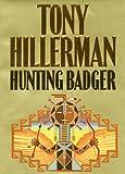 Hunting Badger, Tony Hillerman, 0060192895