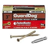 FastenMaster FMGD003-75 GuardDog Exterior Wood
