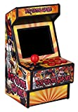 Golden Security Mini Arcade Game Machine RHAC02 2.8Inch 156 Classic Handheld Games Portable Machine for Kids with Eye-Protected Screen