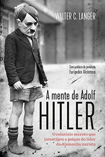 mente Adolf Hitler relatório investigou ebook
