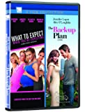 What to Expect When You're Expecting / The Back-Up Plan (Double Feature) (Bilingual)