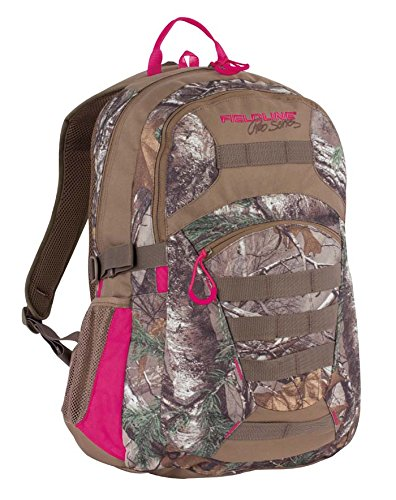 Outdoor Products Fieldline Pro Series Women's Treeline Backpack, 19.3-Liter Storage, Realtree APX by Outdoor Products
