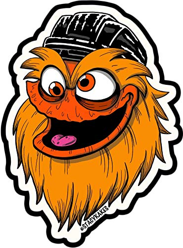 Gritty Philadelphia Decal - for Cars, Laptops,