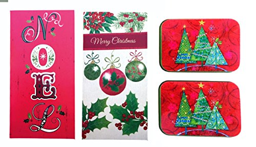 christmas-money-and-gift-card-tin-case-holders-noel-and-merry-christmas