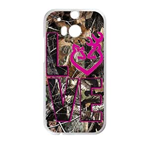 Browning LOVE Phone Case for HTC One M8