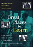 Great Places to Learn, Neal Starkman and Peter C. Scales, 1574827227