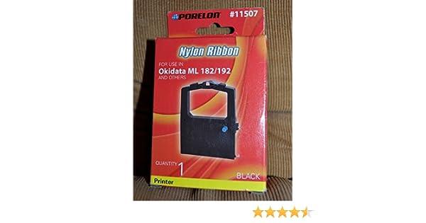 Porelon BM188 Black Replacement Nylon Printer Ribbon