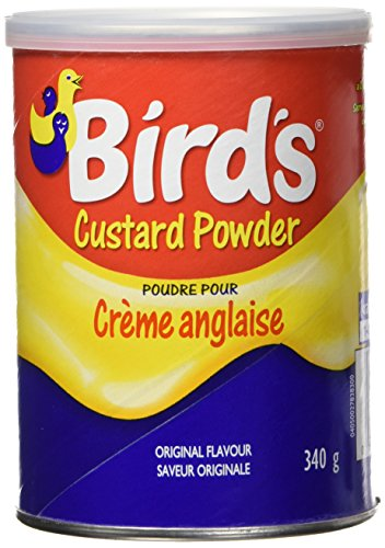 Bird's Custard Powder, Original Flavour, 340 Gram - 340g Powder