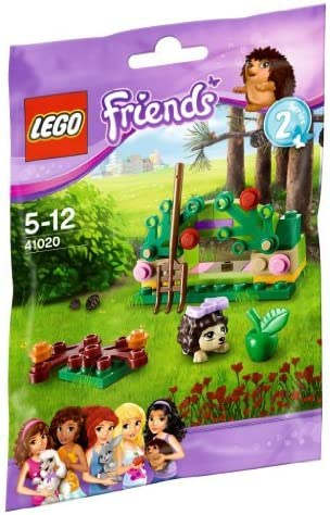 animal animals NEW LEGO Friends Series 2 Polybag Hedgehog/'s Hideaway 41020
